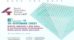 4T- Tech Transfer Think Tank edizione 2021